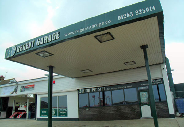 Regent Garage - Cromer Road, Beeston Regis, Sheringham, Norfolk