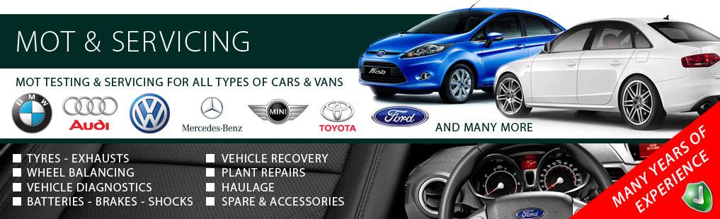 MOT & SERVICING | Regent Garage | Sheringham | Norfolk